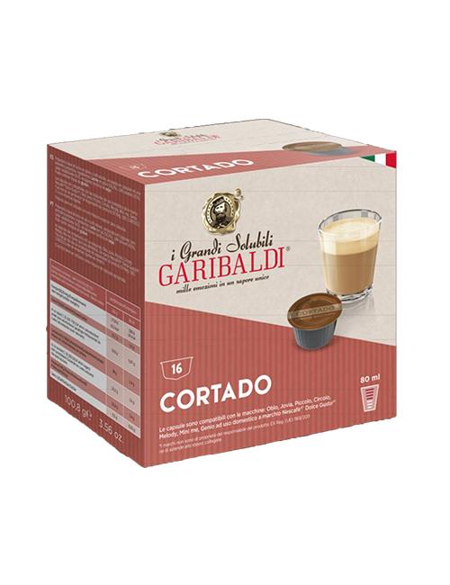 GARIBALDI  CORTADO - DOLCE GUSTO