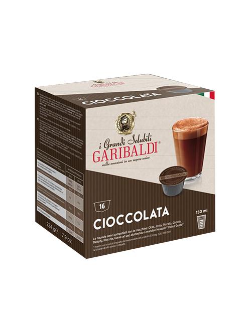 GARIBALDI CHOCOLATE – DOLCE GUSTO