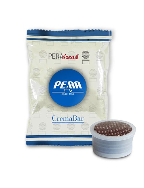 Капсули PERA BREAK CREMA BAR - Espresso Point