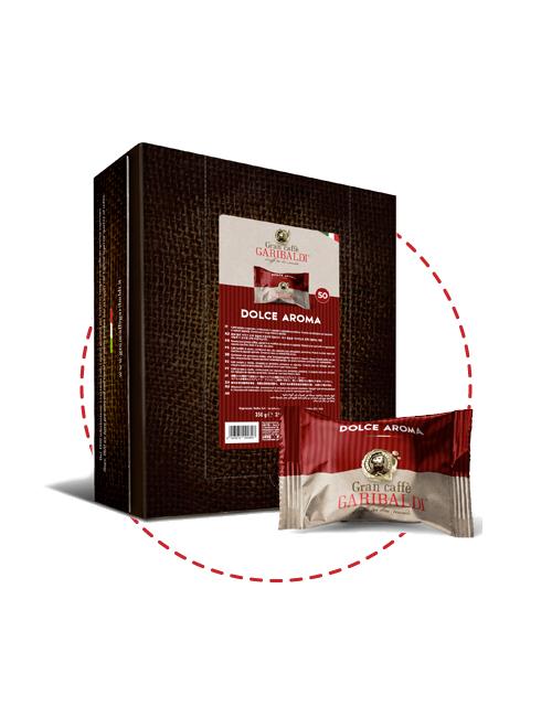 КАФЕ КАПСУЛИ GARIBALDI DOLCE AROMA - Espresso Point