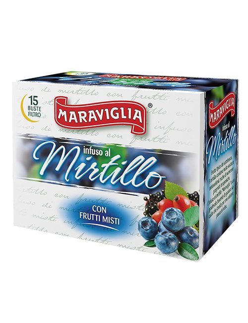 RISTORA MARAVIGLIA MIRTILLO