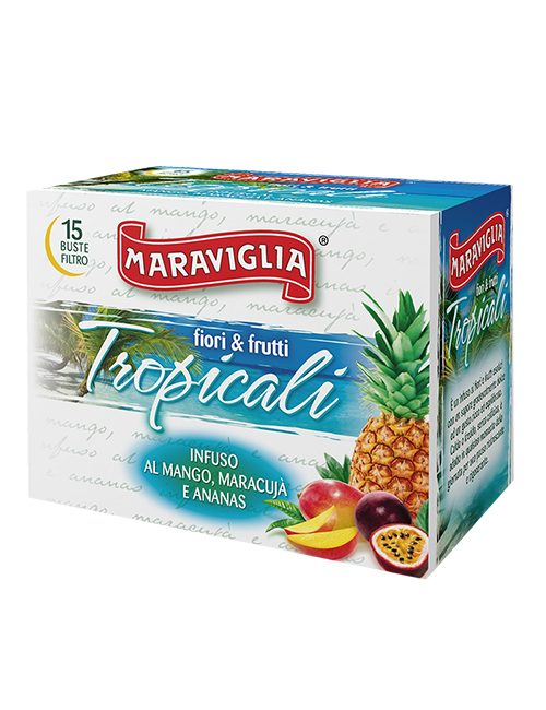RISTORA MARAVIGLIA TROPICALI