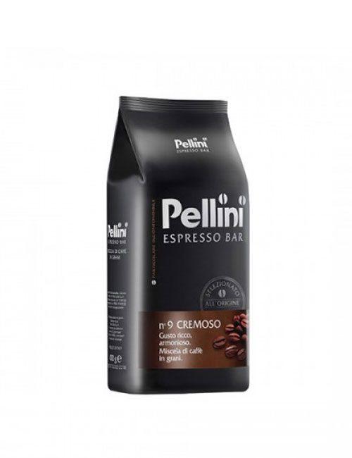Кафе на зърна Pellini N9 Cremoso 1 кг