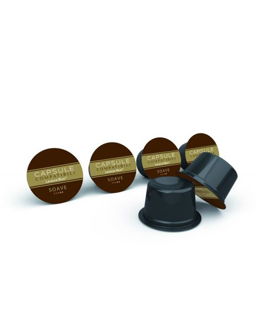 Кафе капсули La Capsule SOAVE-Lavazza Blue