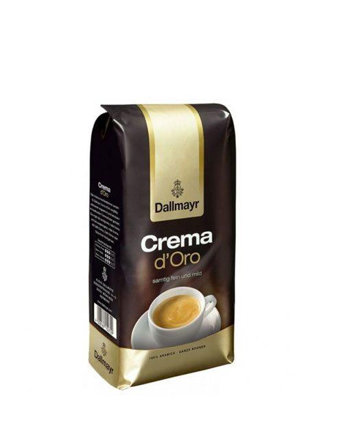 Кафе на зърна Dallmayr CREMA D'oro 1кг.