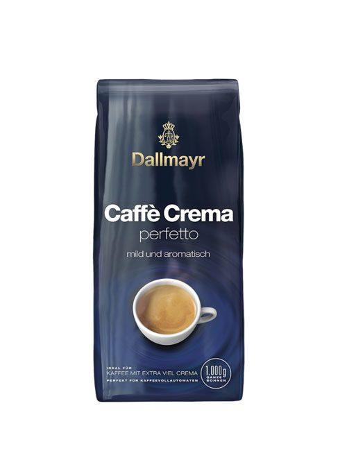 Кафе на зърна Dallmayr Crema Perfetto 1кг.