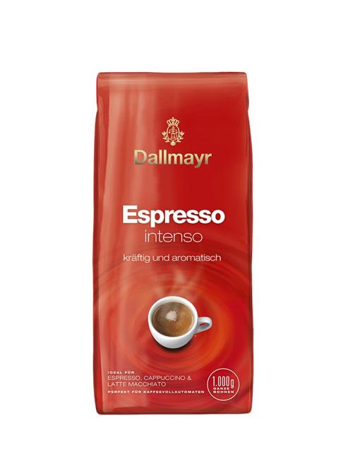 Кафе на зърна Dallmayr Espresso Intenso  1кг.