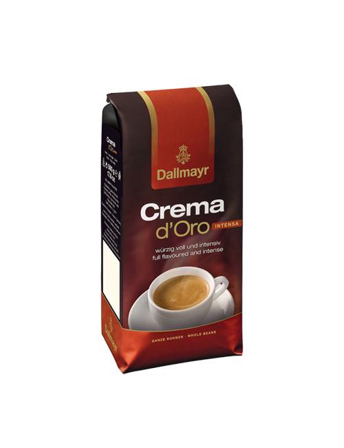 Кафе на зърна Dallmayr CREMA D'oro Intensa 1кг.