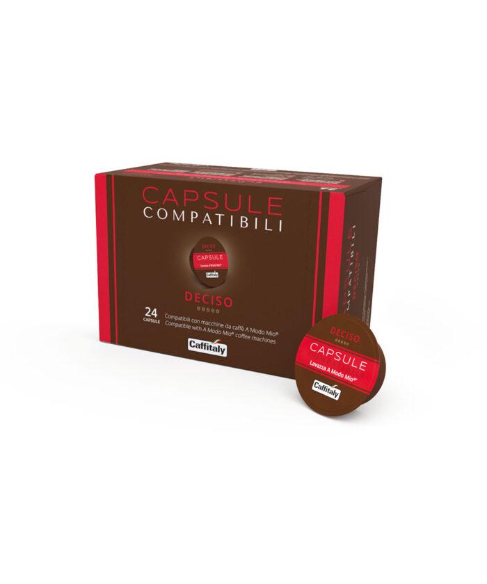 Кафе капсули La Capsule DECISO-A Modo Mio