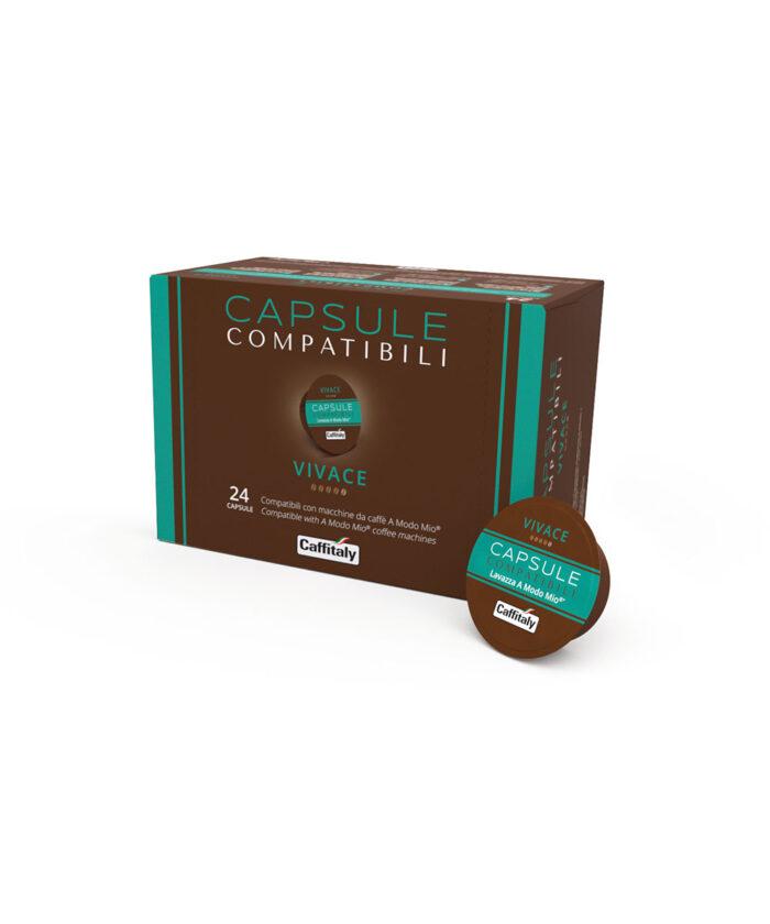Кафе капсули La Capsule VIVACE-Lavazza A Modo Mio 24 бр.