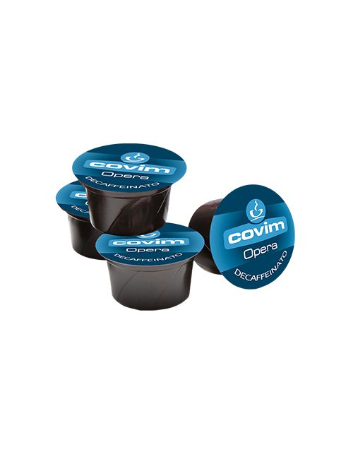 Капсули кафе COVIM OPERA DECAFFEINATO - Lavazza Blue