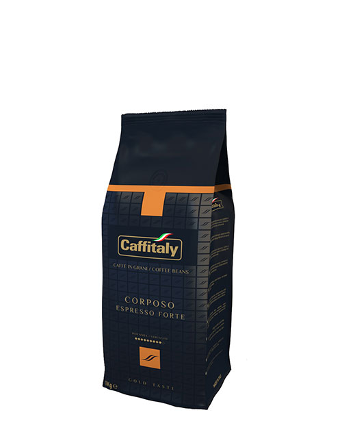 Ecaffe Corpozo-кафе на зърна-1 кг