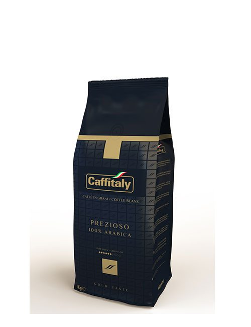 Ecaffe Prezioso-кафе на зърна-1 кг.