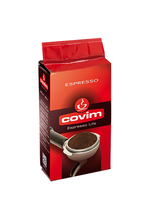 COVIM ESPRESSO мляно кафе 0,250 кг