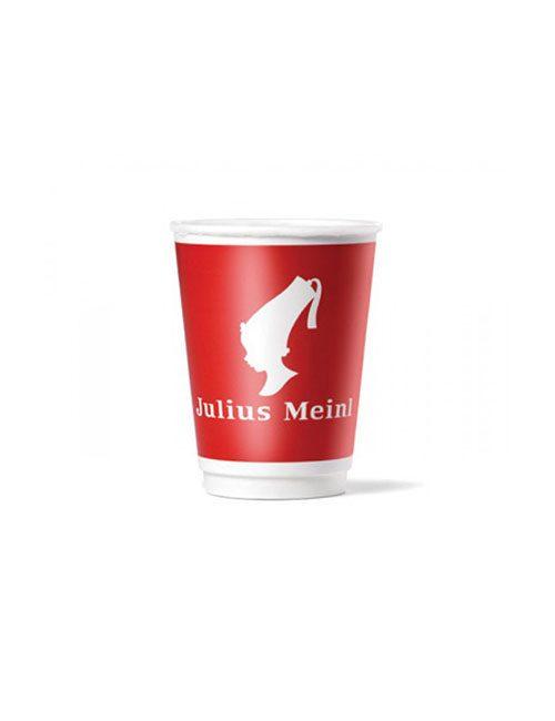 Julius Meinl - Картонена чаша за чай - 300 мл., 50 бр.