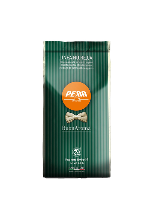 PERA BUON AROMA Кафе на зърна  – 1КГ.