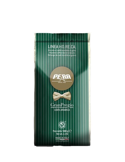 PERA GRAN PREGIO Кафе на зърна  – 1КГ.