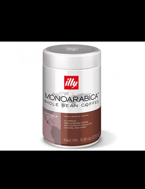 Кафе на зърна Illy Monoarabica Guatemala  250 гр.