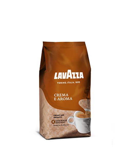 Lavazza Crema Aroma Кафе на зърна 1кг.