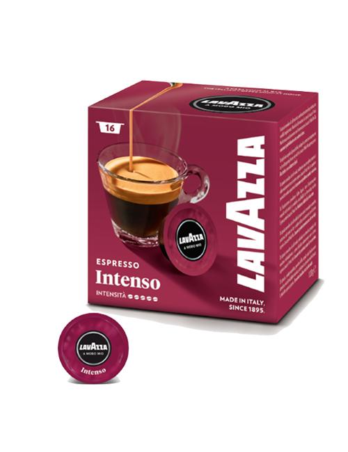 Капсули кафе Lavazza Intenso A modo mio 16 бр.