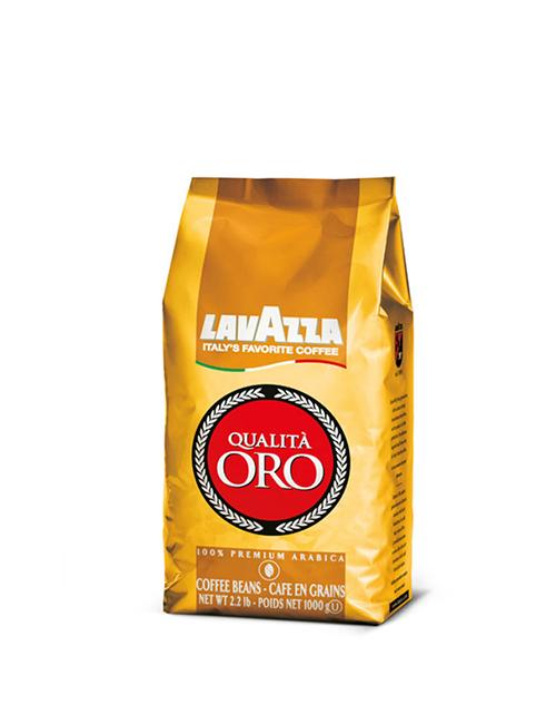 Кафе на зърна Lavazza Qualità Oro 1 кг.