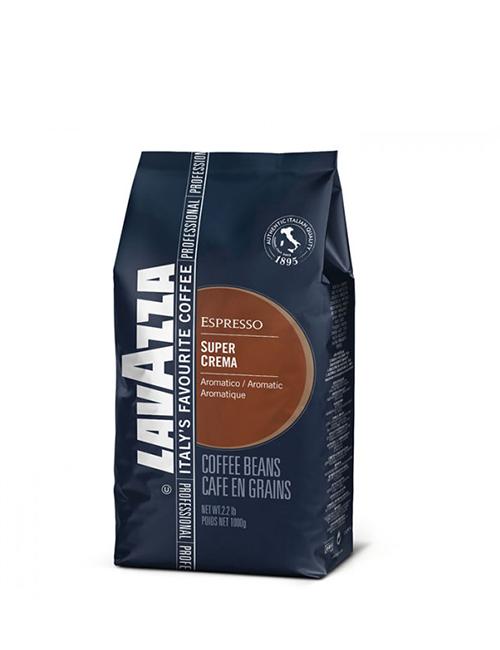 Lavazza Super Crema Кафе на зърна 1кг.