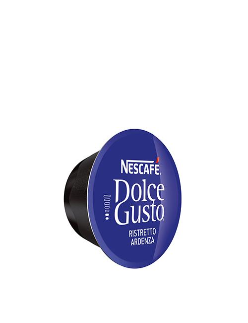 NESCAFÉ Dolce Gusto Ristretto Ardenza кафе капсули, 16 напитки.