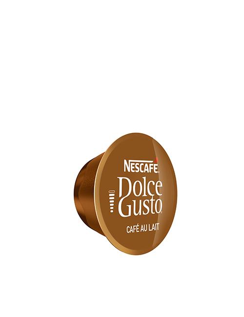 NESCAFÉ Dolce Gusto Café Аu Lait кафе капсули, 16 напитки.