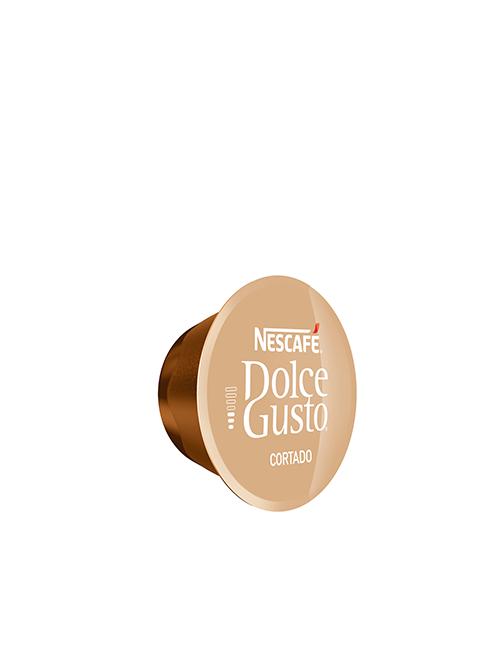 NESCAFÉ Dolce Gusto Cortado Espresso Macchiato кафе капсули, 16 напитки.