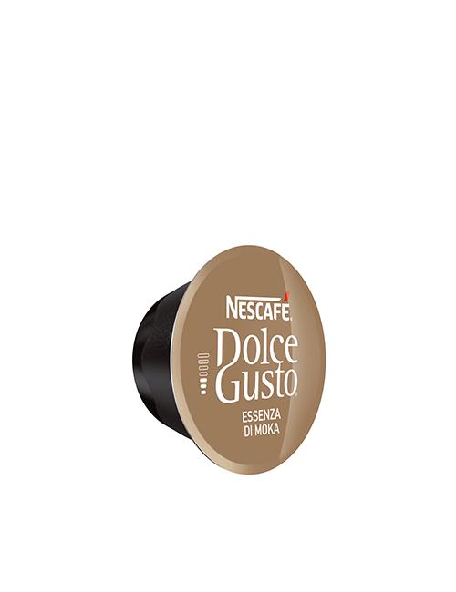 NESCAFÉ Dolce Gusto Essenza Di Moka кафе капсули, 16 напитки.