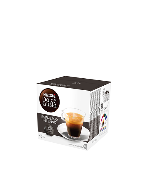 NESCAFÉ Dolce Gusto Espresso Intenso кафе капсули, 16 напитки