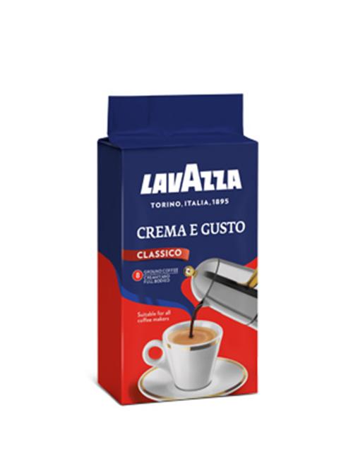 Lavazza Crema e Gusto Мляно кафе 0.250 КГ.
