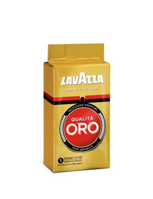 Lavazza Qualità Oro Мляно кафе 0.250 КГ.