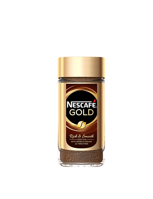 Разтворимо кафе NESCAFÉ® GOLD - 200g