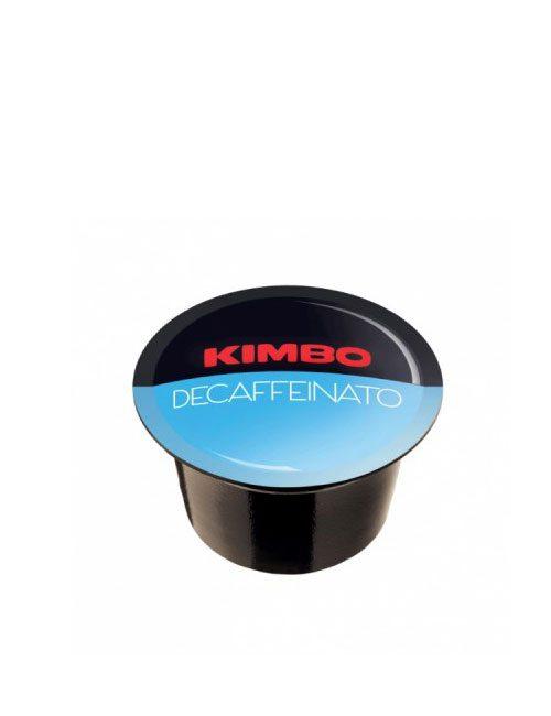 КАФЕ НА КАПСУЛИ Kimbo Espresso Decaffeinato – Lavazza Blue