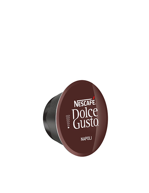 NESCAFÉ Dolce Gusto Ristretto Napoli Style капсули, 16 напитки.