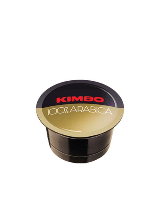 КАФЕ НА КАПСУЛИ Kimbo Espresso 100% ARABICA – Lavazza Blue