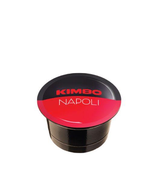 КАФЕ НА КАПСУЛИ Kimbo Espresso NAPOLI – Lavazza Blue