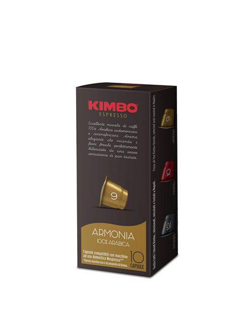 Кафе на капсули KIMBO ARMONIA Nespresso – 10бр./кутия