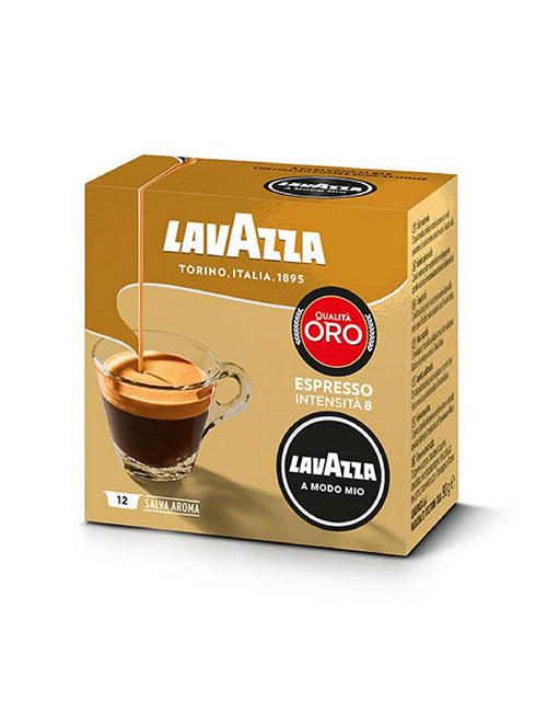 Капсули кафе Lavazza Qualita Oro A modo mio 12 бр.