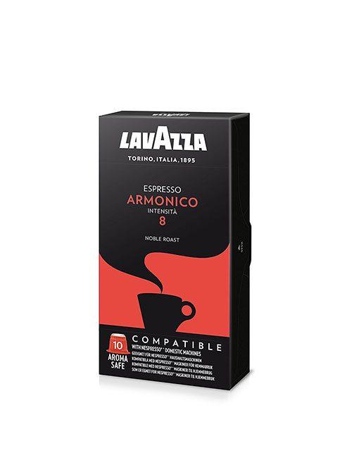 Кафе на капсули Lavazza Armonico - Nespresso 10 брoя