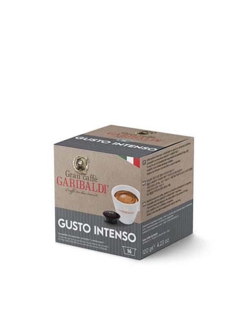 Капсули кафе GARIBALDI GUSTO INTENSO – A MODO MIO