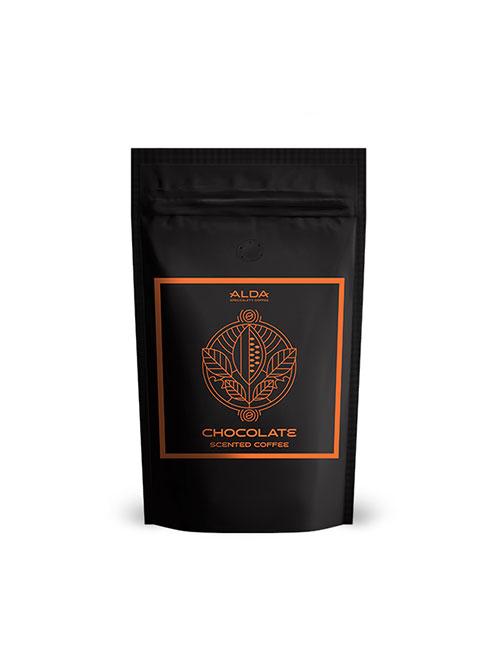 ALDA Chocolate - кафе на зърна - 500 g