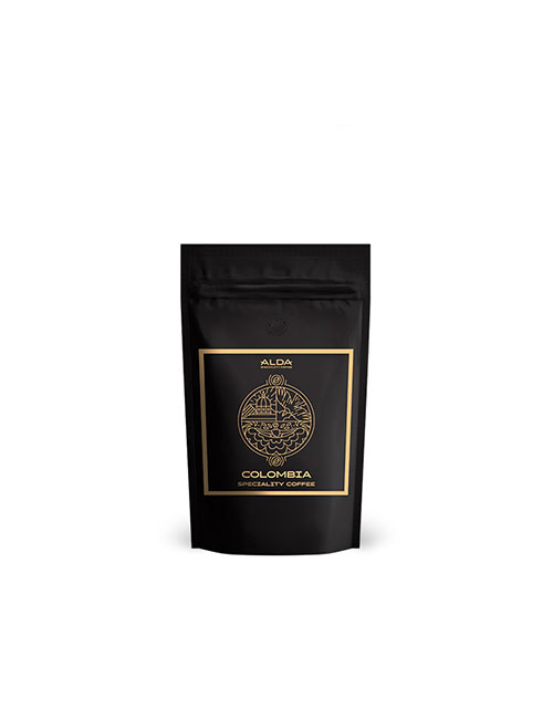 ALDA Colombia - кафе на зърна - 200 g