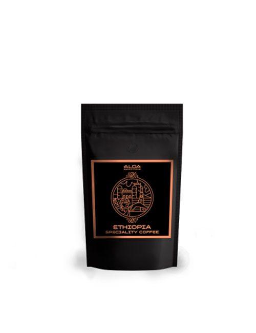 ALDA Ethiopia - кафе на зърна - 500 g