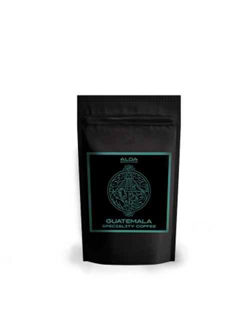 ALDA Guatemala - кафе на зърна - 500 g