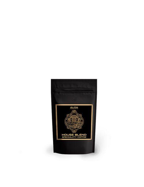 ALDA House Blend - кафе на зърна - 200 g