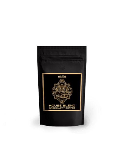 ALDA House Blend - кафе на зърна - 500 gr.