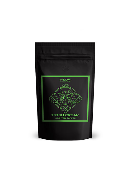 ALDA Irish Cream - кафе на зърна - 500 g