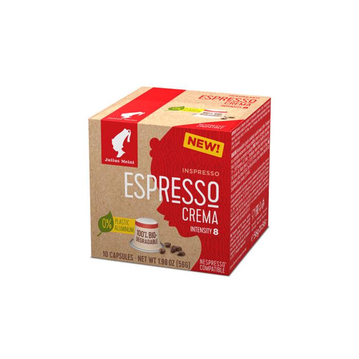 Кафе на капсули Julius Meinl Inspresso Espresso Crema - 10 брoя